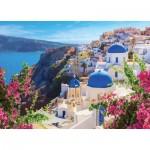 Puzzle   Santorini Spring
