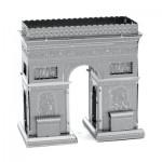 Metal-Earth-MMS023 Puzzle 3D en Métal - Arc de Triomphe
