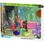 Nathan-86119 Puzzle Cadre - Pierre Lapin