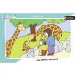Puzzle Cadre - Tchoupi