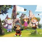 Puzzle  Nathan-86367 Mini-Loup