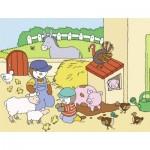 Puzzle  Nathan-86379 Tchoupi