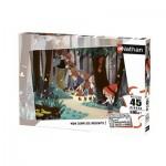 Puzzle  Nathan-86540 Le Petit Poucet