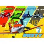 Puzzle  Nathan-86633 Planes : Dusty et ses Amis