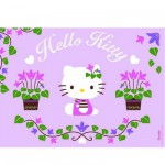 Puzzle  Nathan-86695 Hello Kitty jardine