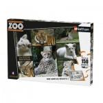 Puzzle  Nathan-86838 Une Saison au Zoo