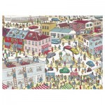 Puzzle  Nathan-86872 Où est Charlie ? Charlie en Ville