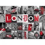 Puzzle  Nathan-87210 Souvenirs de Londres