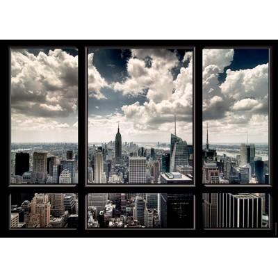 Puzzle Nathan-87461 Vue sur new York