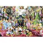 Puzzle  Nathan-87565 La Magie de Noël avec Disney
