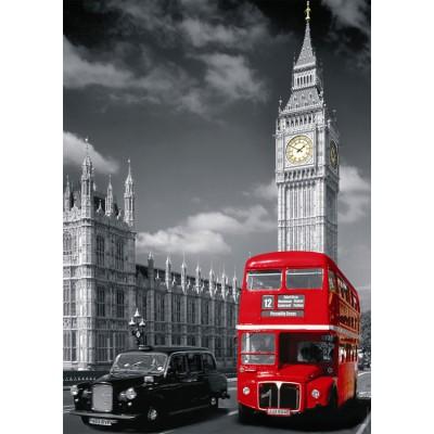 Puzzle Nathan-87735 Bus londonien