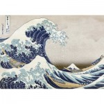 Puzzle  Nathan-87792 Hokusai : La Vague