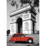 Puzzle   2 CV à Paris