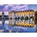 Puzzle  Nathan-87880 Château de Chenonceau