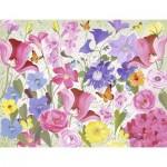 Puzzle  Nathan-87883 Esprit Floral