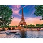 Puzzle  Nathan-87884 Paris - Fil de l'eau