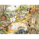 Puzzle  New-York-Puzzle-BP2154 Walk in the Woods