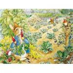 Puzzle  New-York-Puzzle-BP2156 Pièces XXL - Peter Rabbit's Garden Snack