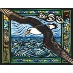 Puzzle  New-York-Puzzle-CB1923 Laysan Albatross Mini