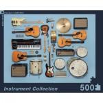 Puzzle  New-York-Puzzle-CO117 Pièces XXL - Instrument Collection
