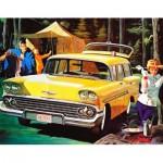 Puzzle   Car Camping Mini