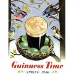Puzzle  New-York-Puzzle-GU2046 Pièces XXL - Guinness Call