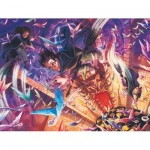 Puzzle  New-York-Puzzle-HP1717 Pièces XXL - Harry Potter - Flying Keys