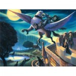 Puzzle  New-York-Puzzle-HP2021 Harry Potter - Sirius Takes Flight