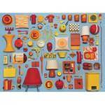 Puzzle  New-York-Puzzle-JG1897 Pièces XXL - Houseware Collection