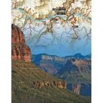 Puzzle  New-York-Puzzle-NG1849 Grand Canyon Mini