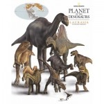 Puzzle  New-York-Puzzle-NG1862 Laurasia Dinosaurs Mini