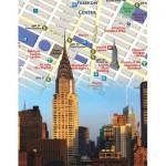 Puzzle  New-York-Puzzle-NG1865 New York City Map Mini