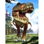 Puzzle  New-York-Puzzle-NG2072 Pièces XXL - Tyrannosaurus Rex