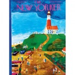 Puzzle  New-York-Puzzle-NY023 Pièces XXL - The Lighthouse