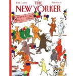 Puzzle  New-York-Puzzle-NY027 Pièces XXL - The New Yorker - Best in Show