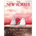 Puzzle  New-York-Puzzle-NY1846 Love Kittens Mini