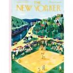 Puzzle  New-York-Puzzle-NY1861 Pièces XXL - Ballpark