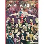 Puzzle  New-York-Puzzle-NY1940 New Yorker The Melting Plot