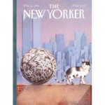 Puzzle  New-York-Puzzle-NY2066 Pièces XXL - Cat Walk
