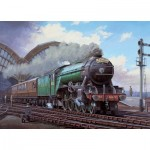 Puzzle  Otter-House-Puzzle-72921 Flying Scotsman