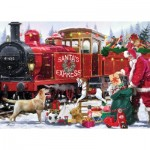 Puzzle  Otter-House-Puzzle-74737 Santa's Express