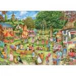 Puzzle  Otter-House-Puzzle-74746 Village Fete