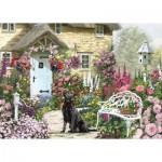 Puzzle  Otter-House-Puzzle-74748 Cottage Garden
