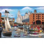 Puzzle  Otter-House-Puzzle-75083 Dockside
