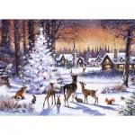 Puzzle   Christmas Gathering
