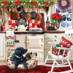 Puzzle   Christmas Kitchen