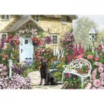Puzzle   Cottage Garden