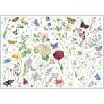Puzzle   Madeleine Floyd - Flowers & Butterflies