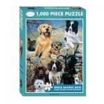 Puzzle   Mixed Dogs - The Look Out