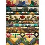 Puzzle  Cobble-Hill-51726-80065 Les Edredons de Grand Mère